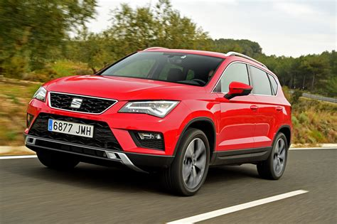 seat ateca  review pictures auto express