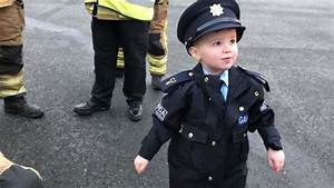 Ireland's youngest garda met these firefighters on a tour ...