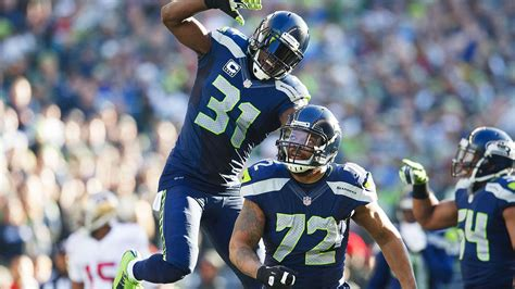 seattle seahawks land  players  nflrank top