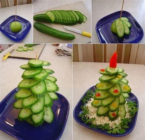 cucumber food decoration