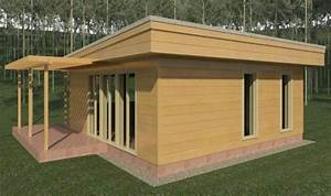 Typové projekty chaty