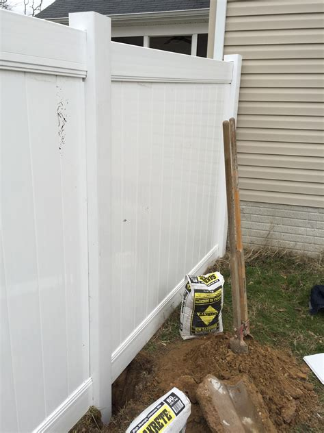 white wooden fence seagull fence llc