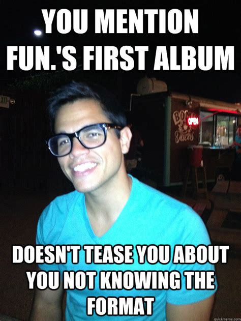 Tease Meme - proud member of team jacob thinks team edward is pretty swell as well nice guy hipster