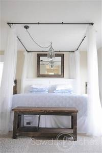 19 awesome ways to use pvc pipe youd never of thought of With diy canopy bed from pvc pipes