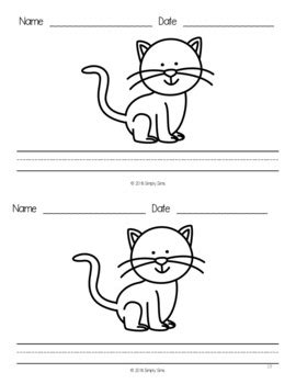 A parents' guide to cvc (consonant vowel consonant) words, ccvc words and cvcc words and phonics teaching in reception and year 1. Simple CVC Sentences by Simply Sims | Teachers Pay Teachers