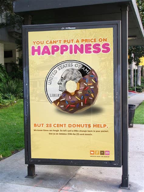 dunkin donuts ad campaign michael vansleen