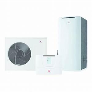 Pompe A Chaleur Reversible Air Air : pompe chaleur r versible de 6 15 kw pour chauffage et ecs genia air saunier duval ~ Farleysfitness.com Idées de Décoration