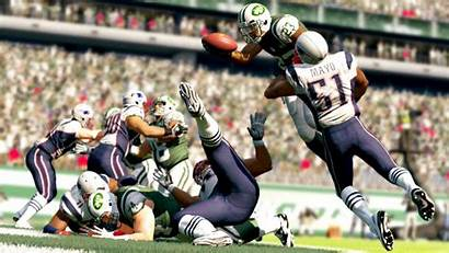 Nfl Wallpapers Madden Football American Cool Christmas