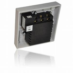 Pir Automatic 250v Mains Light   Fan Switch With Adjustable