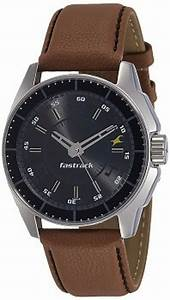 Fastrack Black Magic Analog Black Dial Men U0026 39 S Watch