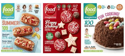 77699 Food Magazine Subscription Discount Code food network magazine subscription discount offer