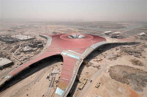 ferrari world abu dhabi fwad building  architect
