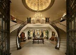 Beautiful Staircase Interior Entrance Beautiful Homes Grand Entryways Foyers Pinterest