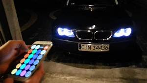 Bmw E46 Angel Eyes Rgb