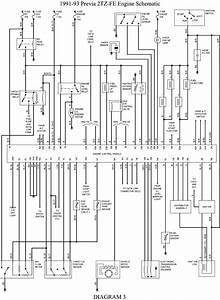 94 Toyota Previa Engine Diagram