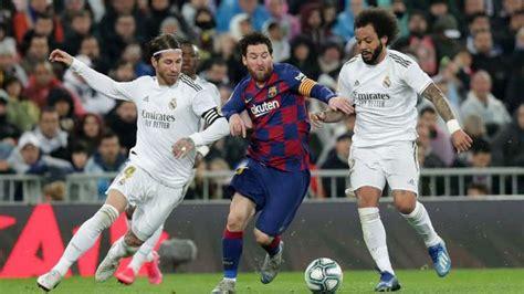 Real Madrid vs Barcelona Live Streaming India, La Liga ...