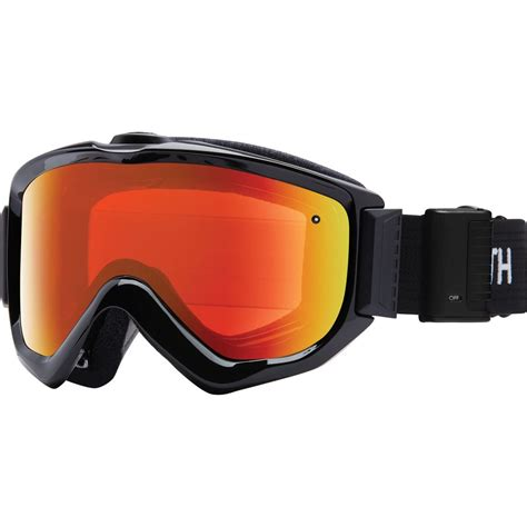 smith turbo fan goggles smith knowledge turbo fan chromapop goggles backcountry com