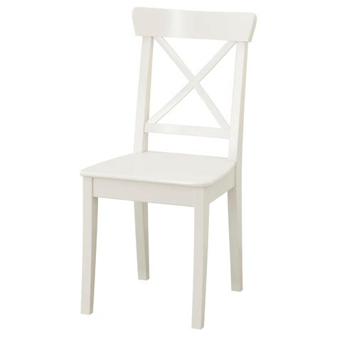 Ingolf Chair White Ikea
