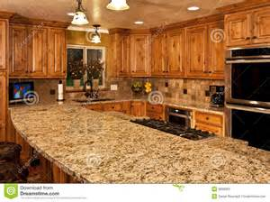 new kitchen island new kitchen with center island stock photos image 9898063