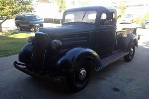 Hasn U0026 39 T Changed Much  1937 Chevrolet Truck