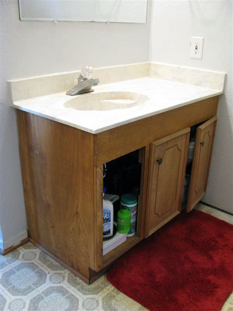 bathroom vanity makeover bestof hometalk