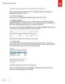 combine multiple pdf forms into one document adobe fillable form combine fill online printable