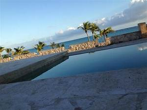 View from the castle honeymoon suite picture of for Sanctuary cap cana honeymoon suite