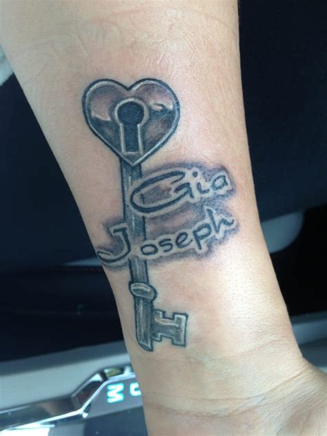 los tatuajes de llaves  nombres