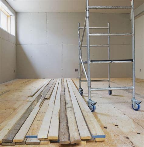 basement subfloor basement subfloor options for dry warm floors