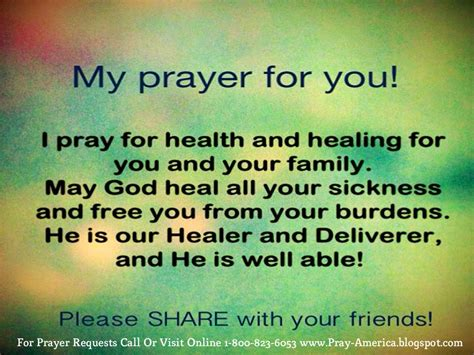 Healing Prayer Images Prayer For Healing And Strength For A Friend Www