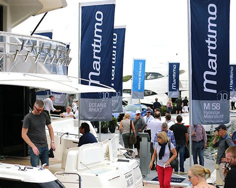 Boat Show Offers by Pop Up Boat Show To Offer Something For Everyone Maritimo