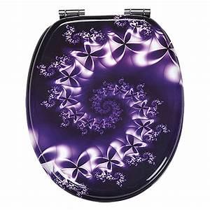Wc Sitz Schwarz Glitzer : poseidon wc sitz violet violett mdf mit absenkautomatik bauhaus ~ Bigdaddyawards.com Haus und Dekorationen
