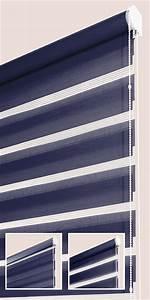 Store Jour Nuit Electrique : store jour nuit store enrouleur duo jour nuit sur mesure ~ Edinachiropracticcenter.com Idées de Décoration