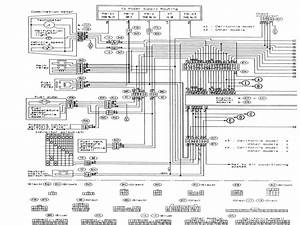 2000 Subaru Outback Radio Wiring Diagram