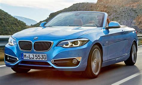 bmw cabrio 2er bmw 2er cabrio facelift 2017 preis update autozeitung de