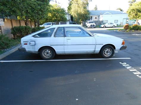 hatchback cars 1980s seattle 39 s parked cars 1980 datsun 210 hatchback