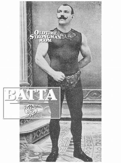 Batta Strongman Oldtime Oldtimestrongman Charles Grip Famous