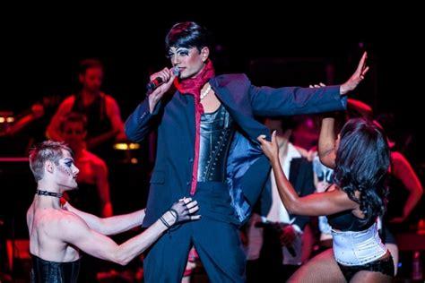 eric mccormack rocky horror video luis augusto figueroa theatre credits