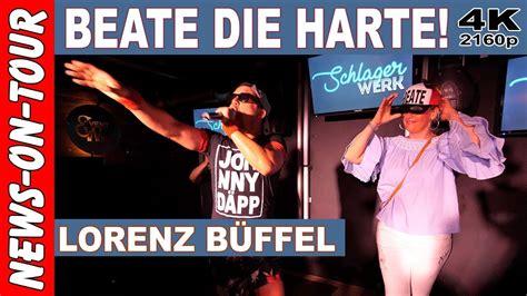 Beate, Die Harte! [4k/2160p] Lorenz Büffel (live