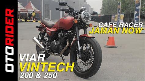 Modification Viar Vintech by Viar Vintech 250 Dan 200 Ride Otorider Supported