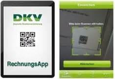 Rechnung Scannen : dkv apps rechnungsapp dkv ~ Themetempest.com Abrechnung