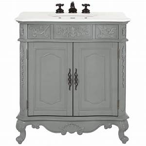 Home Decorators Collection Winslow 33 in W Vanity in
