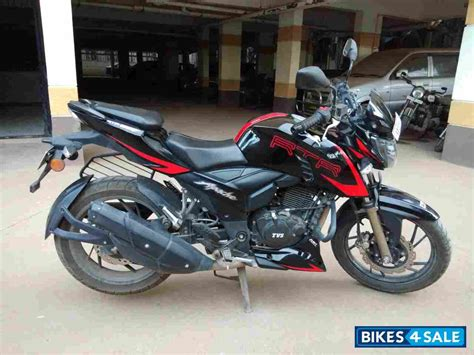 Apache Rtr 200 4v 2019 by Used 2019 Model Tvs Apache Rtr 200 4v Abs Race Edition 2 0