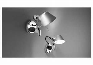 Tolomeo Micro Parete : tolomeo micro faretto lampada da parete artemide milia shop ~ Frokenaadalensverden.com Haus und Dekorationen