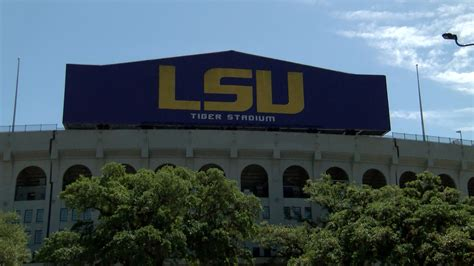 REPORT: Saints looking to move home games to LSU | WGNO