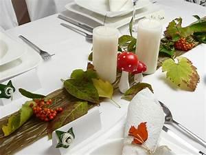 Herbst Tischdeko Natur : mustertische herbst mit tischkarten gastgeschenken ~ Bigdaddyawards.com Haus und Dekorationen