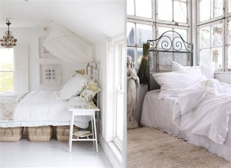 chambre style cagne chic déco chambre shabby chic