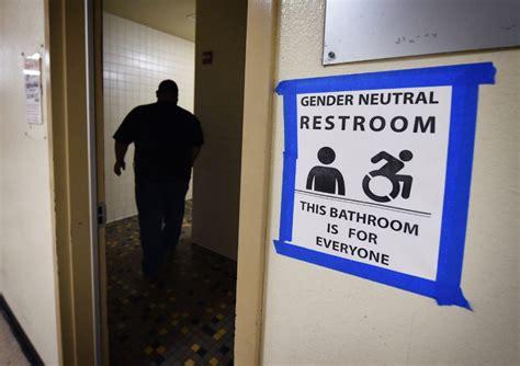 Gender Neutral Bathrooms In Schools by Judge In Blocks Obama S Transgender Bathroom