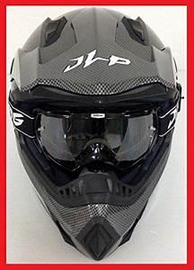 Casque De Velo Cross : casque lunettes masque moto cross quad vtt bmx mtb jlp ~ Nature-et-papiers.com Idées de Décoration