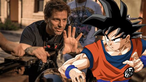 """Check spelling or type a new query. Zack Snyder wants to direct a live-action """"Dragon Ball Z Movie"""" - Craffic"""